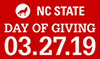 NC State Day of Giving 03.27.19