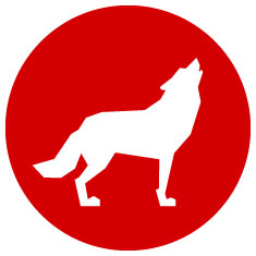 Official Campaign Wolf Logo